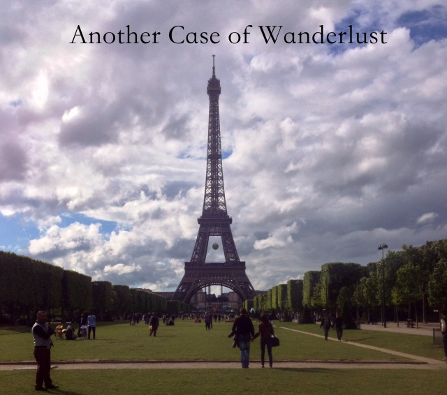 Another Case of Wanderlust