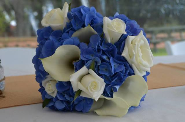 I love Hydrangeas so much that they were a big part of my wedding!